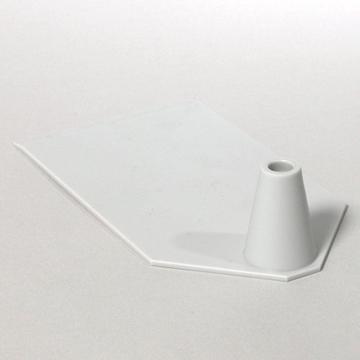 Imagine BAZA PLASTIC PENTRU TEAVA TELESCOPICA