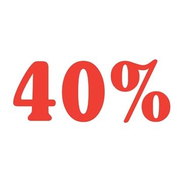 """Imagine SEMN AUTOC. """"40%"""""""