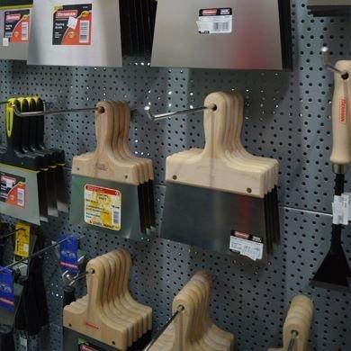 Imagine pentru categorie Carlige simple pentru panouri de spate perforate