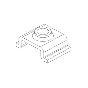 Imagine SUPORT PICIOR REGLABIL 30X30-30X60-30X80 ZINC