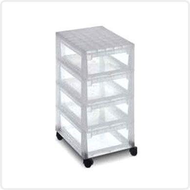 Imagine pentru categorie Cutii cu sertar din plastic