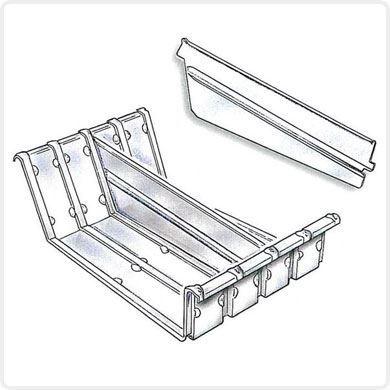 Imagine pentru categorie Rafturi-containere-separatoare