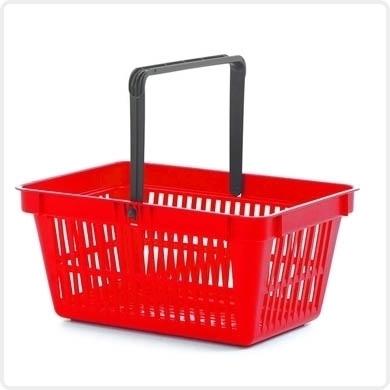 Imagine pentru categorie Cos cumparaturi de mana