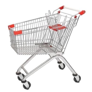 Imagine pentru categorie Carucioare de cumparaturi pentru supermarket